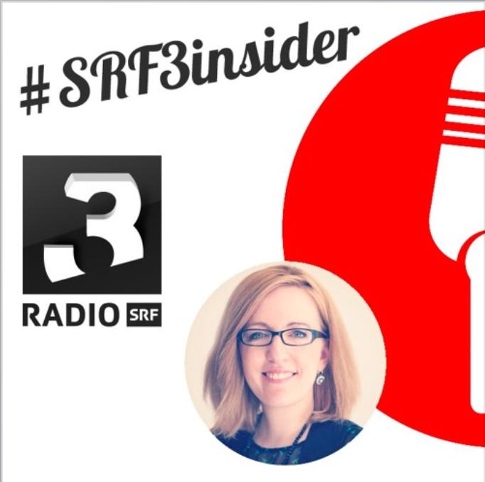 SRF3 – Mein Tag als #SRF3insider